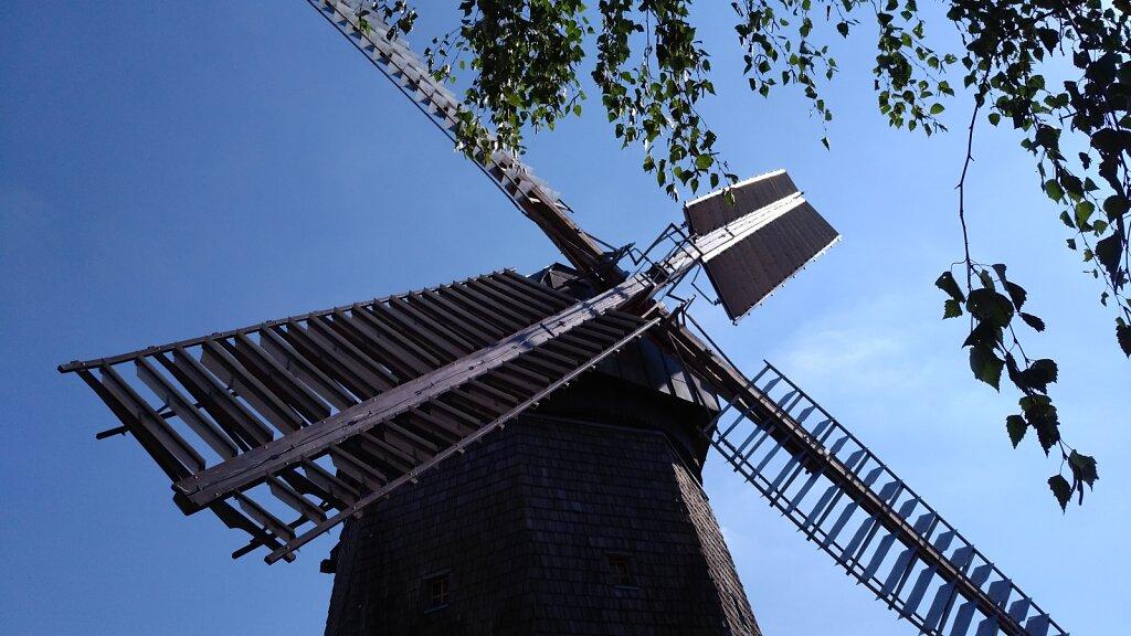 Windmühle Kolpien