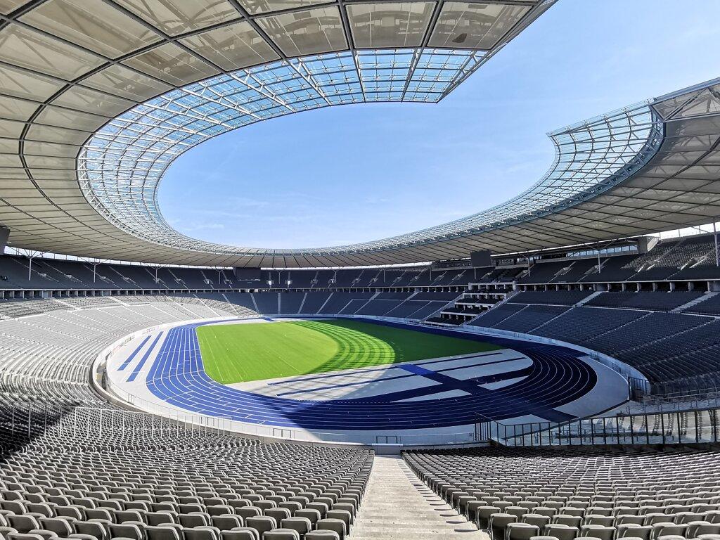 Olympiastadion Berlin CM