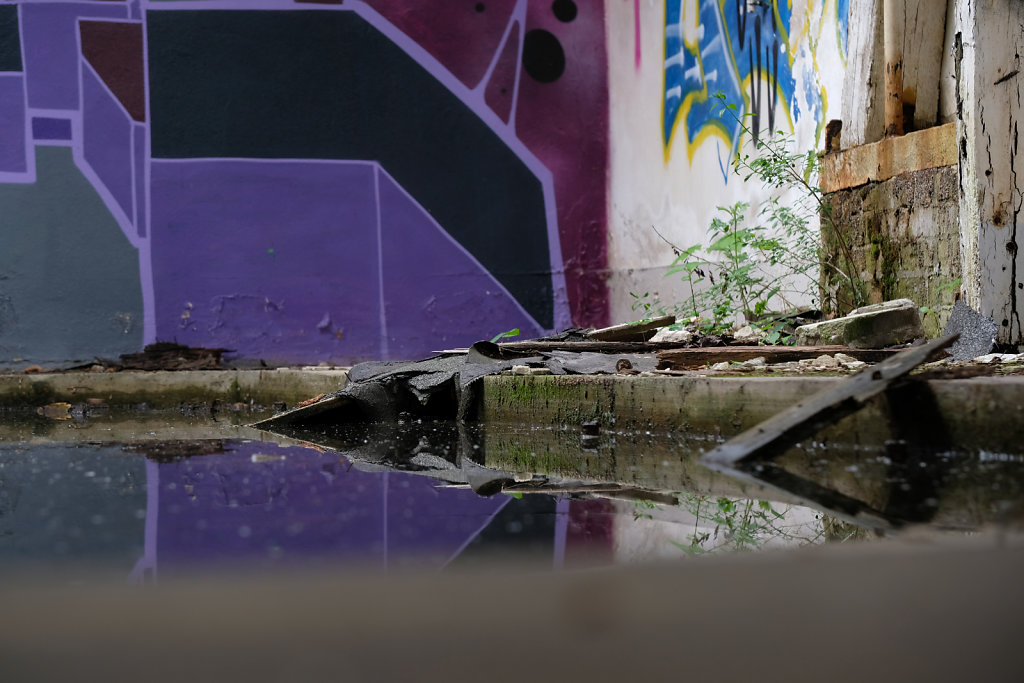 VEB Kühlautomat Berlin  - Reflections
