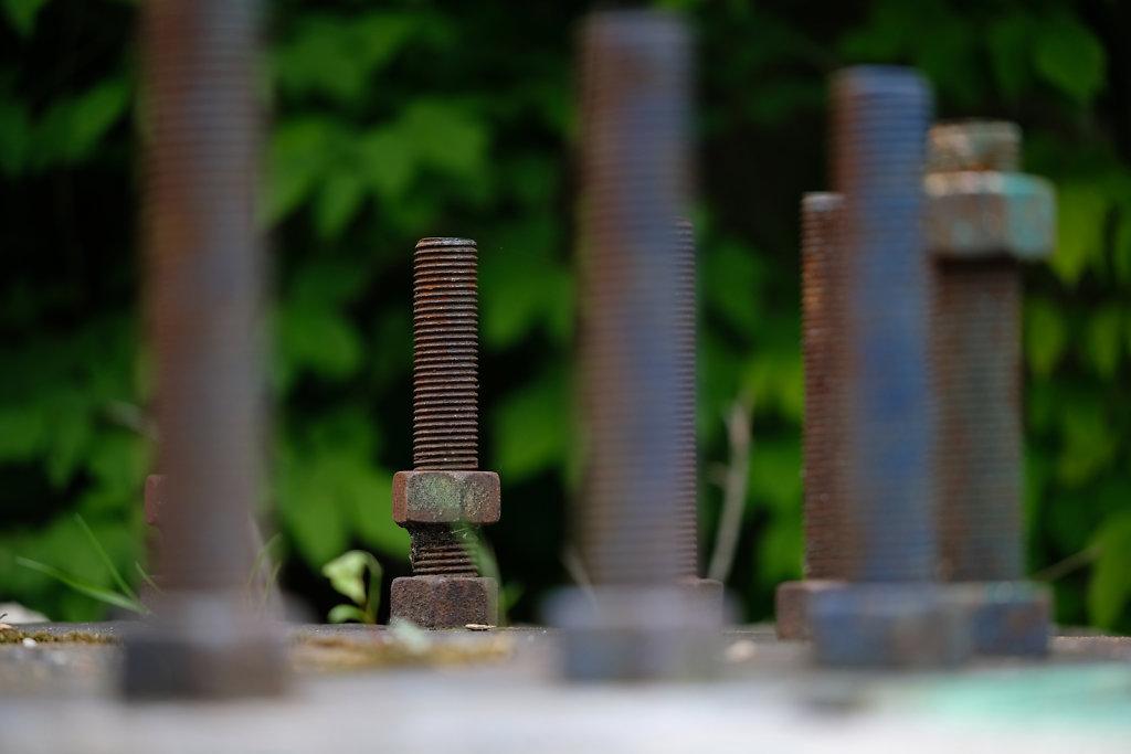 VEB Kühlautomat Berlin  - Rusted screws