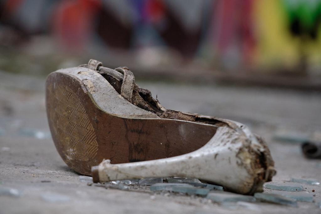 VEB Kühlautomat Berlin  - Shoe
