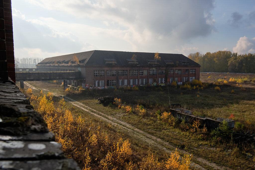 Heeresbekleidungsamt Bernau - A Different View