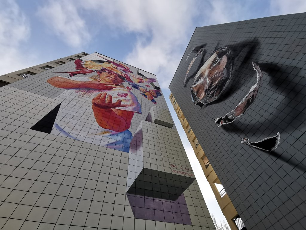 Berlin Murals CM
