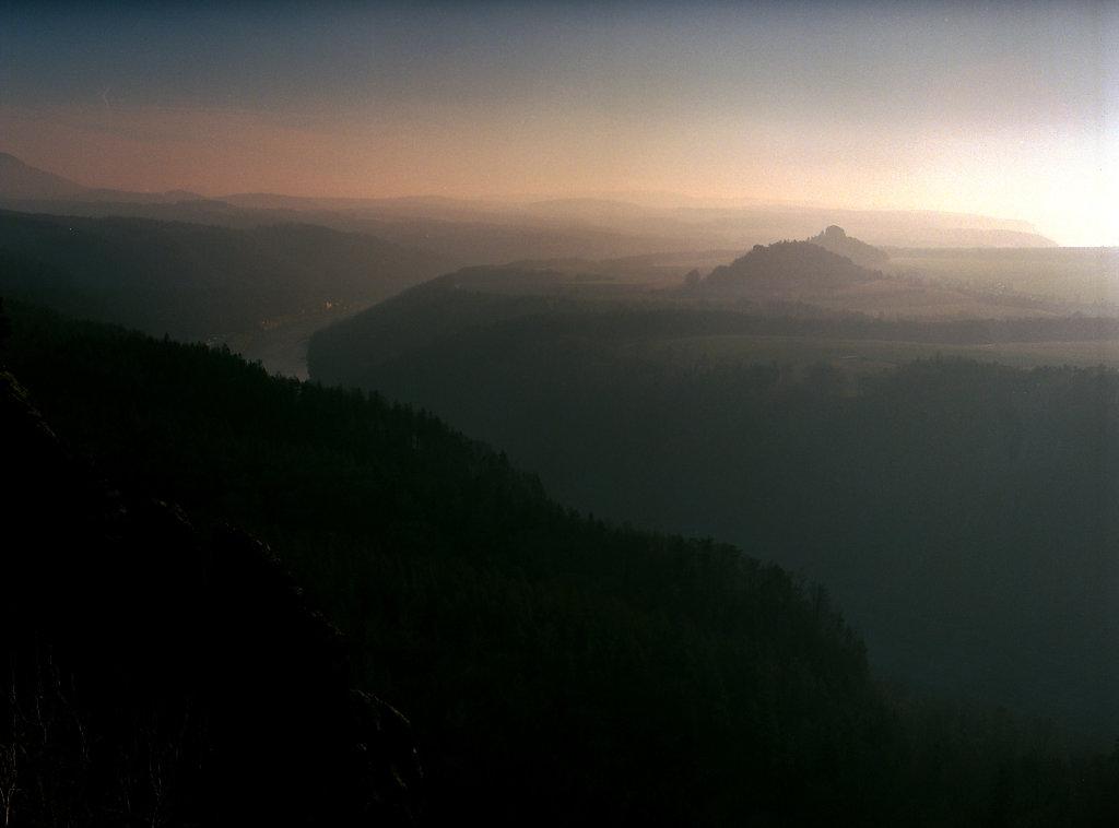 Blick vom Gipfel II