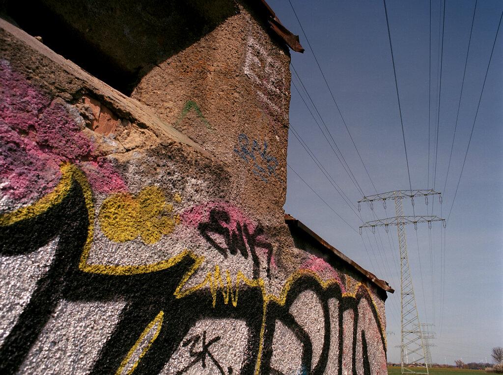 Stromtrassen