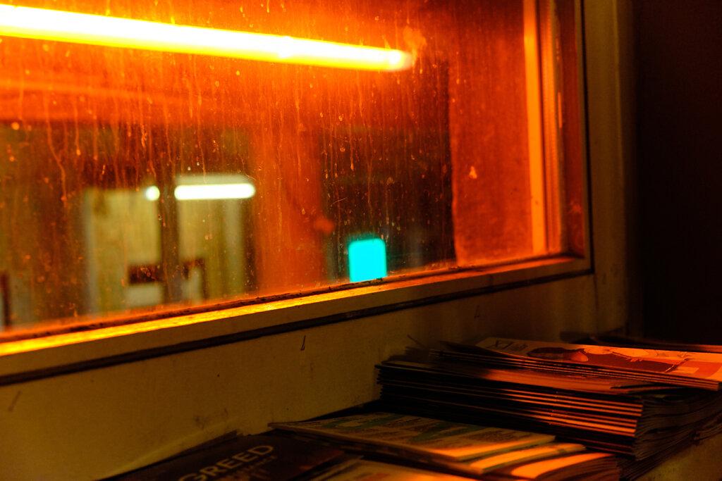 Neon Lights I