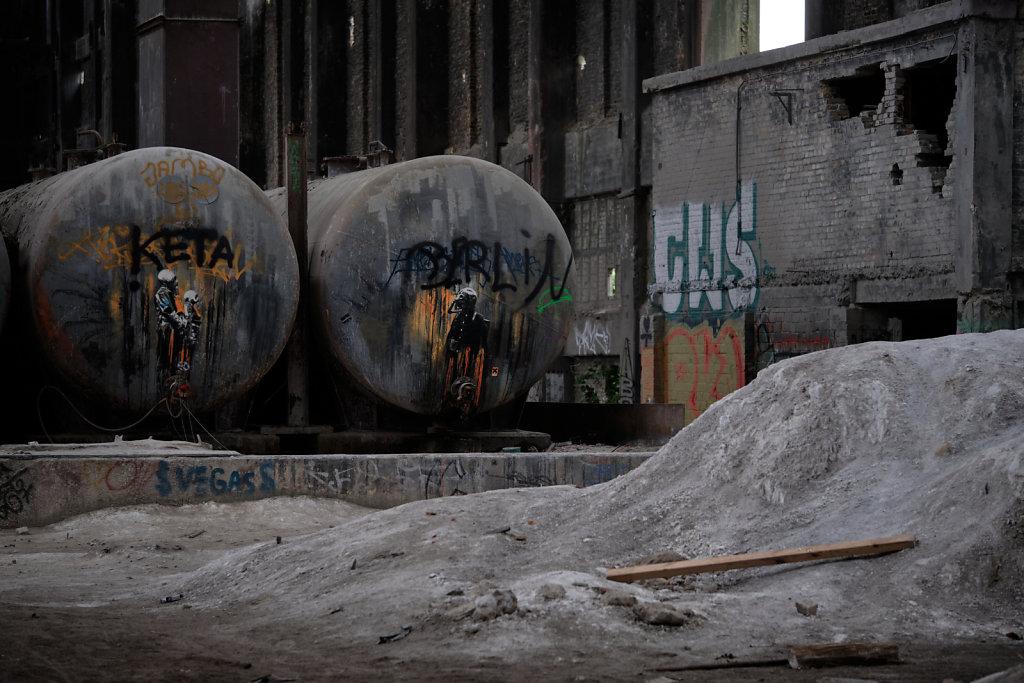 Tank Graffiti II