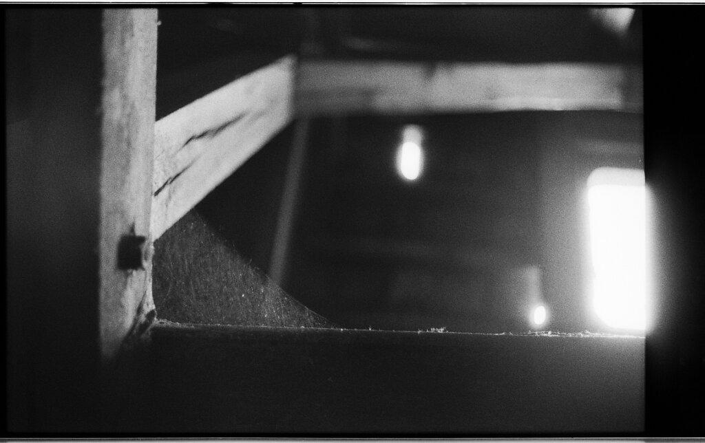 Im Dachgewölbe