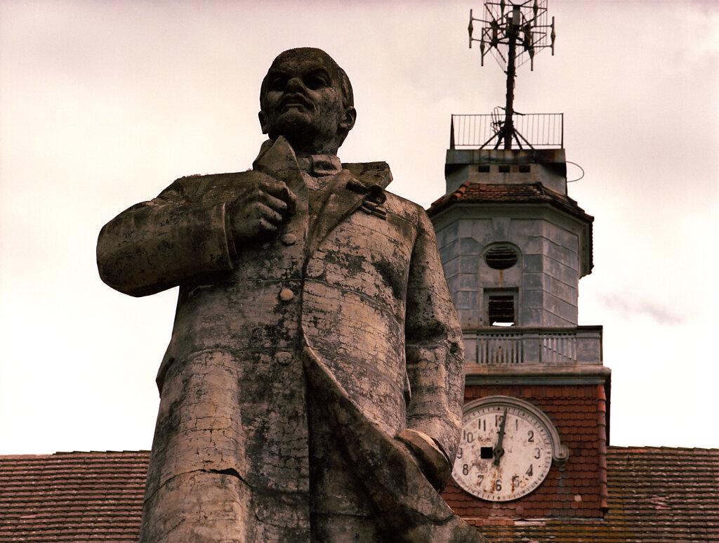 Lenins Zeit