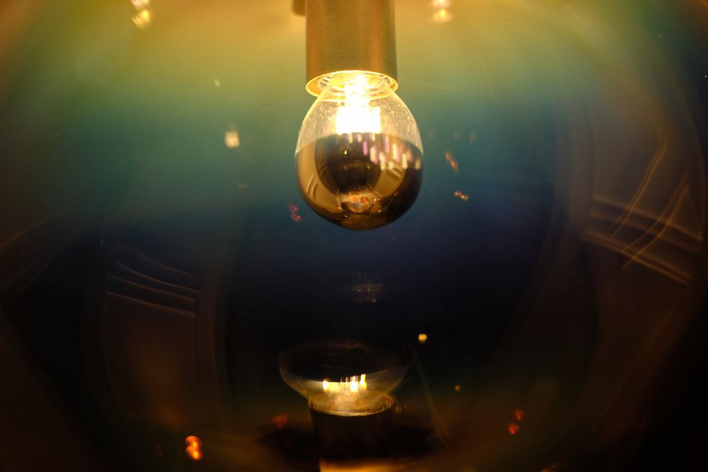 Lightbulb Mirrors