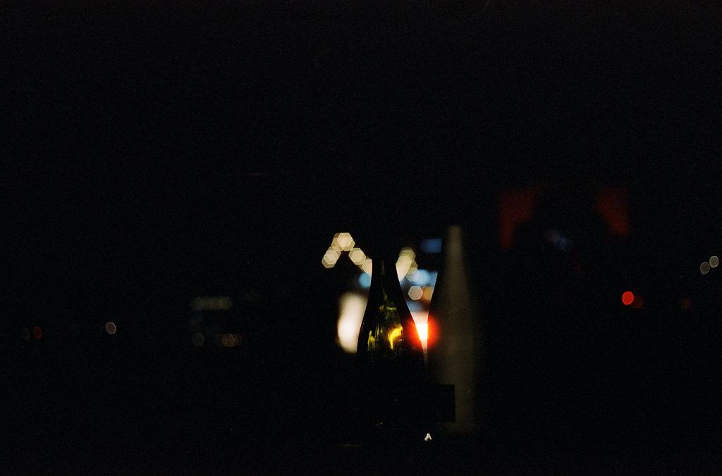Stilleben bei Nacht