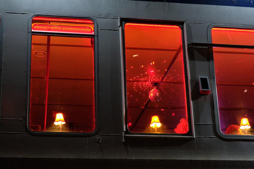 Red Lights Inside